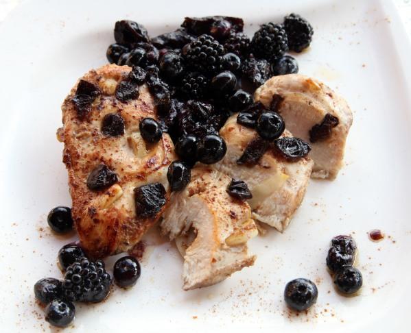 szilvás áfonyás szedres csirke 2