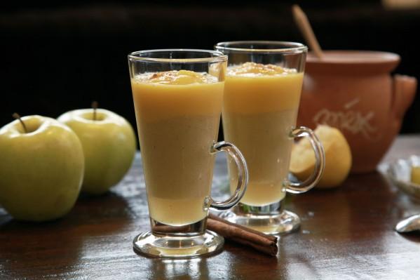 almás smoothie 1