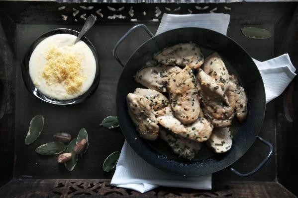 zsályás csirke 1